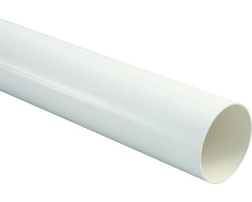 Marley Fallrohr Nennweite 53mm Länge 2,50m weiß