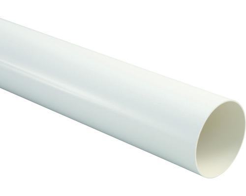Marley Fallrohr Nennweite 105mm Länge 2,50m weiß