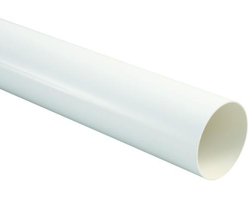 Marley Fallrohr Nennweite 105mm Länge 1,00m weiß
