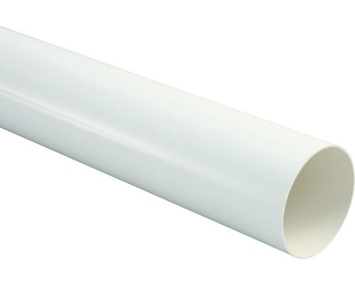 Marley Fallrohr Nennweite 105mm Länge 3,00m weiß