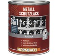 3in1 Metallschutzlack matt Feuerrot 250 ml