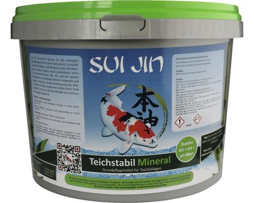 Grundpflegemittel SUI JIN Teichstabil Mineral 5 kg