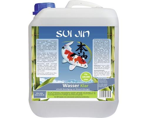 Wasserklärer SUI JIN Wasser Klar 5 L