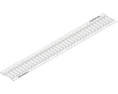 Recyfix Standard Klemm Stegrost Länge: 1,00 m