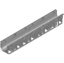 Recyfix Standard 100 Entwässerungsrinne Unterteil Typ 01 Länge: 1,00 m