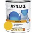 Buntlack Acryllack glänzend goldgelb 375 ml
