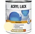 Buntlack Acryllack glänzend hellelfenbein 375 ml