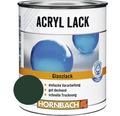 Buntlack Acryllack glänzend moosgrün 750 ml