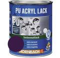 Buntlack PU Acryllack seidenmatt vitelotte violett 750 ml