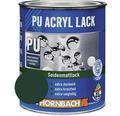 Buntlack PU Acryllack seidenmatt RAL 6005 moosgrün 375 ml