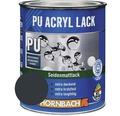 Buntlack PU Acryllack seidenmatt RAL 7016 anthrazit grau 125 ml
