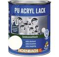 Buntlack PU Acryllack seidenmatt glacierweiß 375 ml