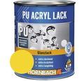 Buntlack PU Acryllack glänzend RAL 1021 rapsgelb 125 ml