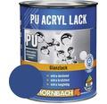 Buntlack PU Acryllack glänzend RAL 5010 enzianblau 750 ml
