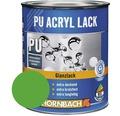 Buntlack PU Acryllack glänzend caipirinha grün 375 ml