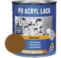 Buntlack PU Acryllack glänzend RAL 8003 lehmbraun 375 ml