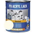 Buntlack PU Acryllack glänzend RAL 9010 reinweiß 375 ml