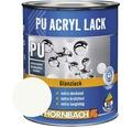 Buntlack PU Acryllack glänzend barytweiß 375 ml