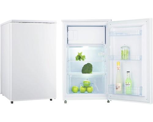 Kühlschrank mit Gefrierfach PKM KS 95.4A++T BxHxT 50 x 84.6 x 53 cm Kühlteil 76 l Gefrierteil 12 l