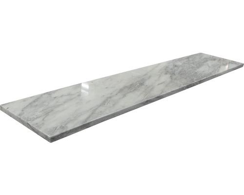 Fensterbank Carrara Marmor 126x20x2cm