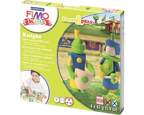 Kreativset Fimo kids form & play Knight