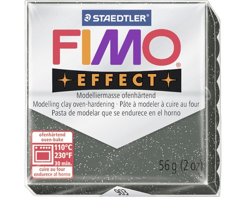 Modelliermasse Fimo Effect 57 g stardust