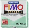 Modelliermasse Fimo Effect 57 g jade green transparent