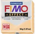 Modelliermasse Fimo Effect 57 g peach