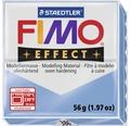 Modelliermasse Fimo Effect 57 g agate-blue transparent