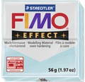 Modelliermasse Fimo Effect 57 g blue ice quarz