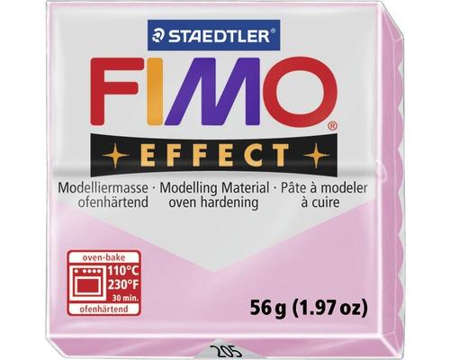 Modelliermasse Fimo ffect 57 g rosa