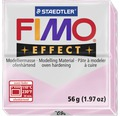 Modelliermasse Fimo Effect 57 g rose quarz