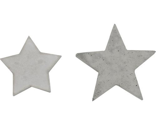 Gießform Stern 2 Größen 9,12 cm