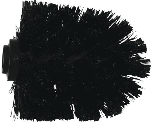 Ersatz-Bürstenkopf Schwarz