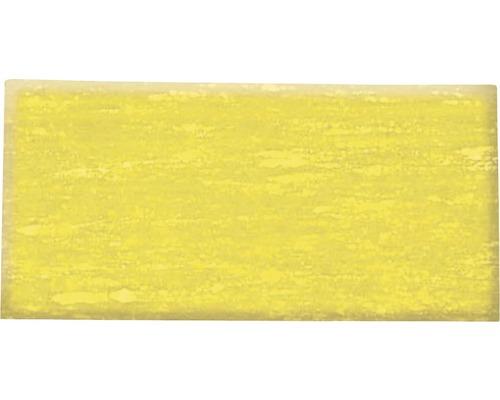 Modelliermasse Fimo Effect 57 g gelb transparent