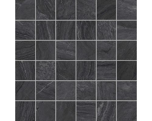 Feinsteinzeugmosaik Varana Marengo 30x30 cm