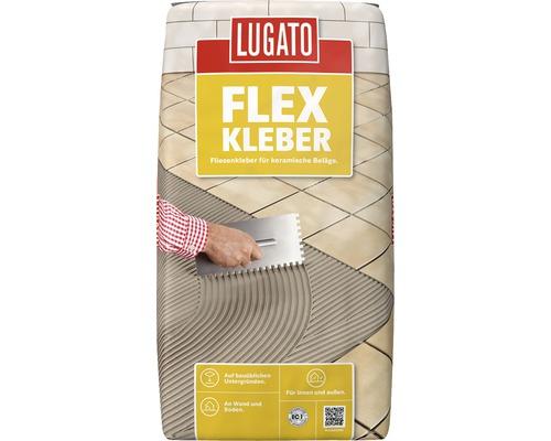 Fliesenkleber Lugato Sicher und Flexibel 25 kg