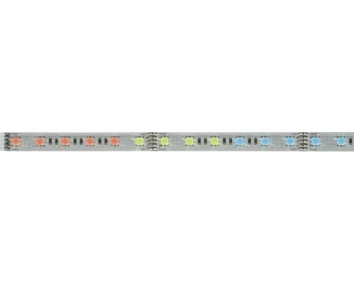 MaxLED Stripe RGB IP20 unbeschichtet 1m 420 lm 60 LED´s 24V