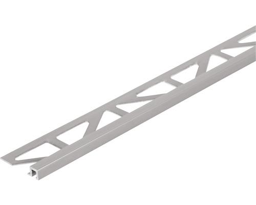 Dekoprofil Squareline Aluminium Länge 250 cm