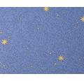 Schaumtapete 9117-11 Sterne blau nachleuchtend