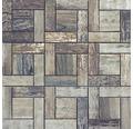 Mosaik Chalet Casse Street blau/grau 30x30 cm