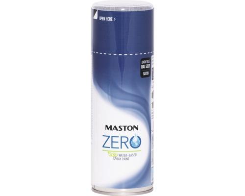 Sprühlack Maston Zero dunkelblau 400 ml