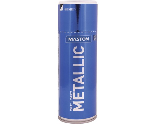 Sprühlack Maston Metallic violett 400 ml