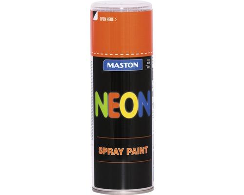 Sprühlack Maston NEON orange 400 ml