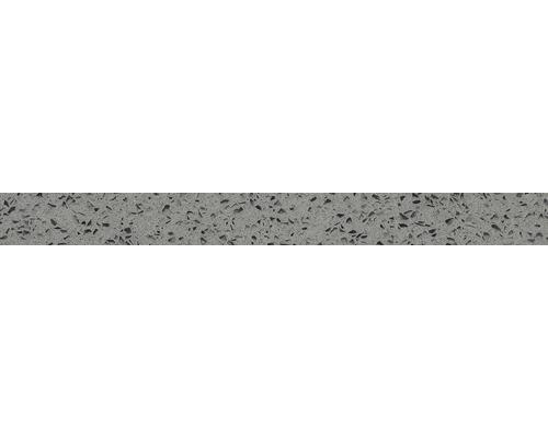 Quarzstein Sockel grau 60x6x1cm