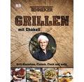 """Tenneker® Grillbuch """"Grillen mit Chakall"""" Grill-Knowhow, Fleisch, Fisch und mehr im Hardcover"""