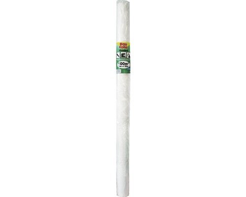 Abdeckfolie (Baufolie Standard) 2 x 50 m Rolle