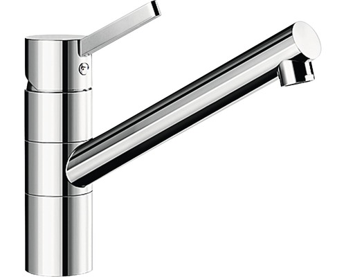 Küchenarmatur BLANCO TIVO Niederdruck 518414 chrom