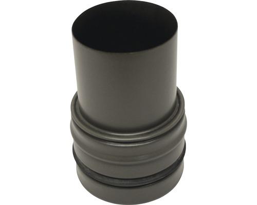 Pellet Erweiterung Ø80-100 mm gussgrau