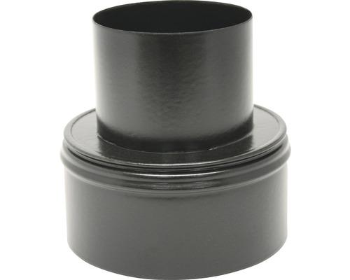 Pellet Erweiterung Ø100-150 mm schwarz